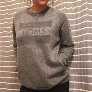TOMS sweatshirt